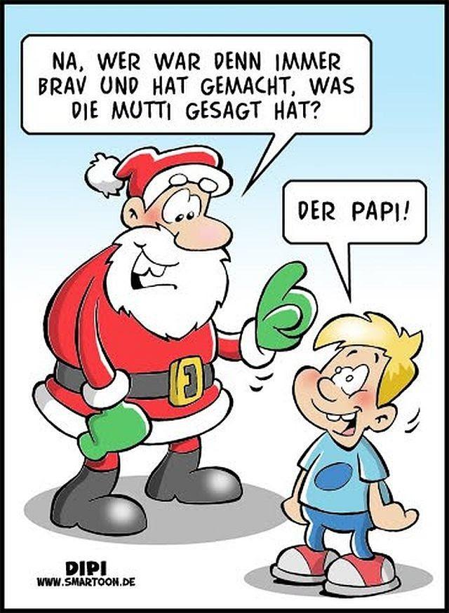 Weihnachtsmann Witze