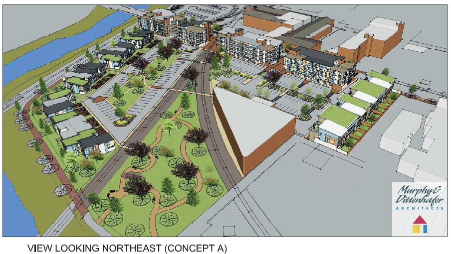Northwest Triangle Project In York Brings Home Vision Of Murphy