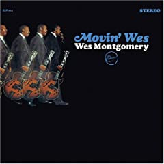 Movin' Wes cover