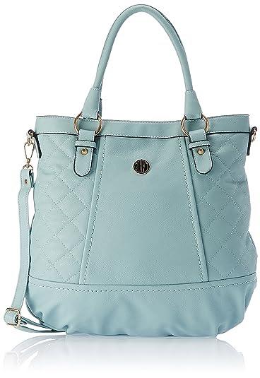 Lavie Arabica Med Vert Tote Bag (Blue)