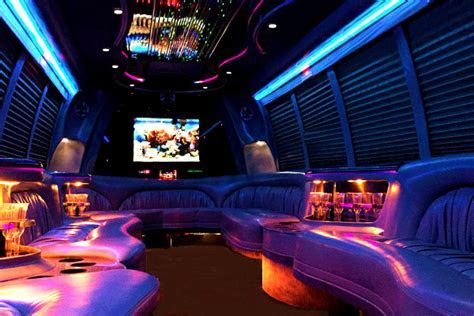 Rentals: Alabama Party Buses, Limos, Motor Coaches