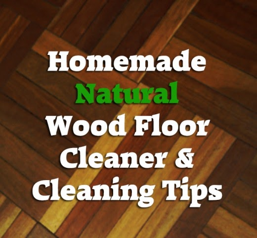 Homemade Wood Floor Cleaner That Shines