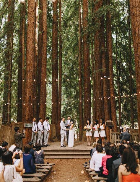 Redwood Wedding on Pinterest   California Wedding Venues