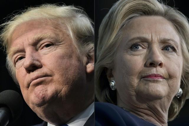 Les deux candidats ont enchaîné les réunions publiques... (AFP)