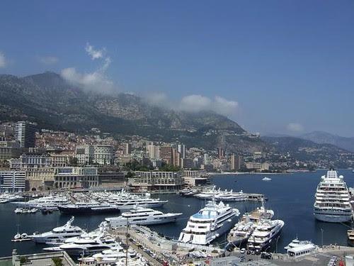 Port Hercules, Monaco[4]