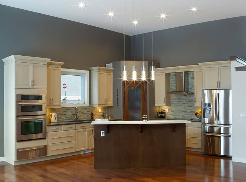 30 Gray and White Kitchen Ideas - Designing Idea