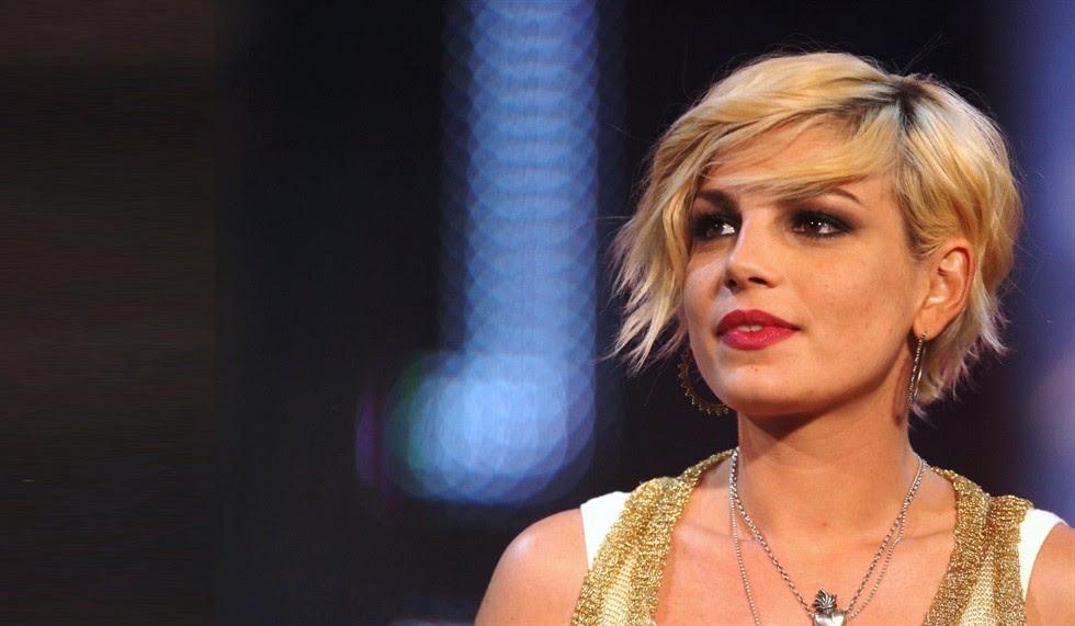 Capelli tutti i look di Emma Marrone DiLei Donne Moda Tendenze  - taglio di capelli di emma marrone