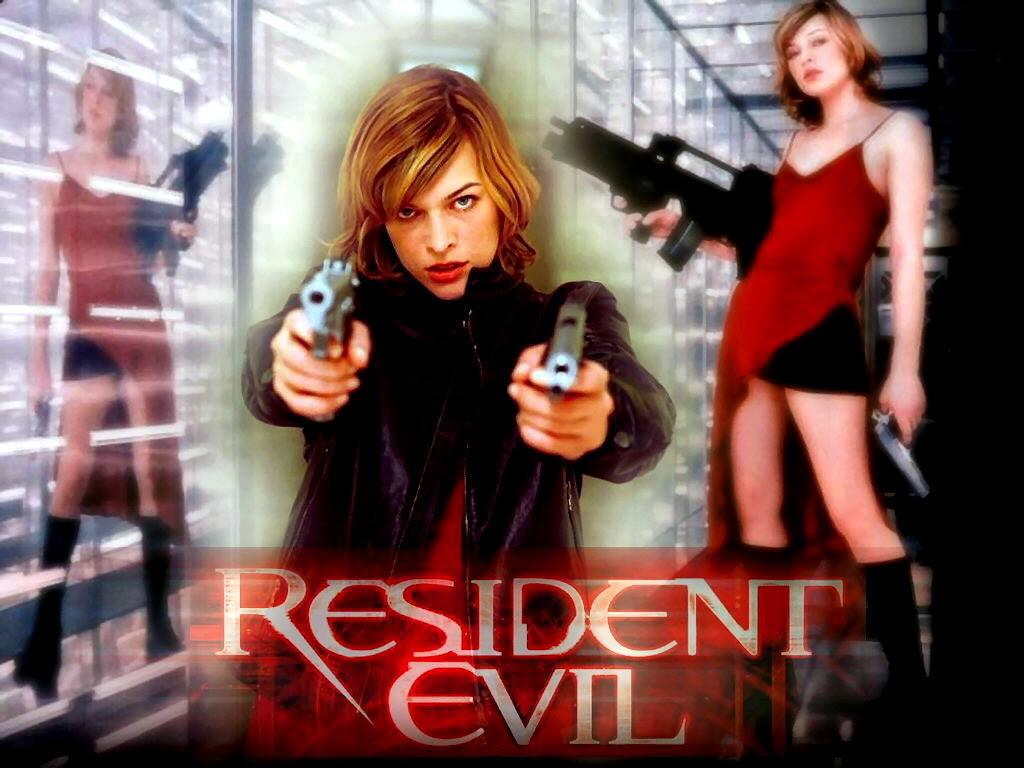 Resident Evil Movie Resident Evil Movie Wallpaper 23148736