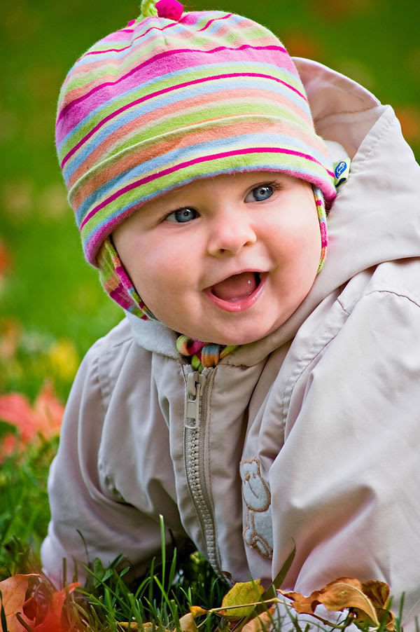 Luxury Quotes About A Baby Girl Smile Mesgulsinyali