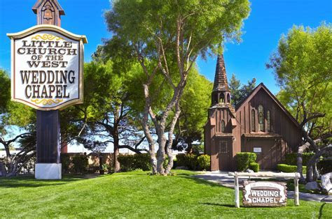 Best Las Vegas wedding chapels and venues for memorable