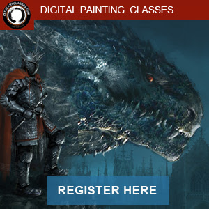 Digital painting class online