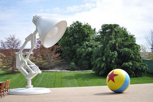 pixar lamp ball. afilmbycperez: Pixar lamp