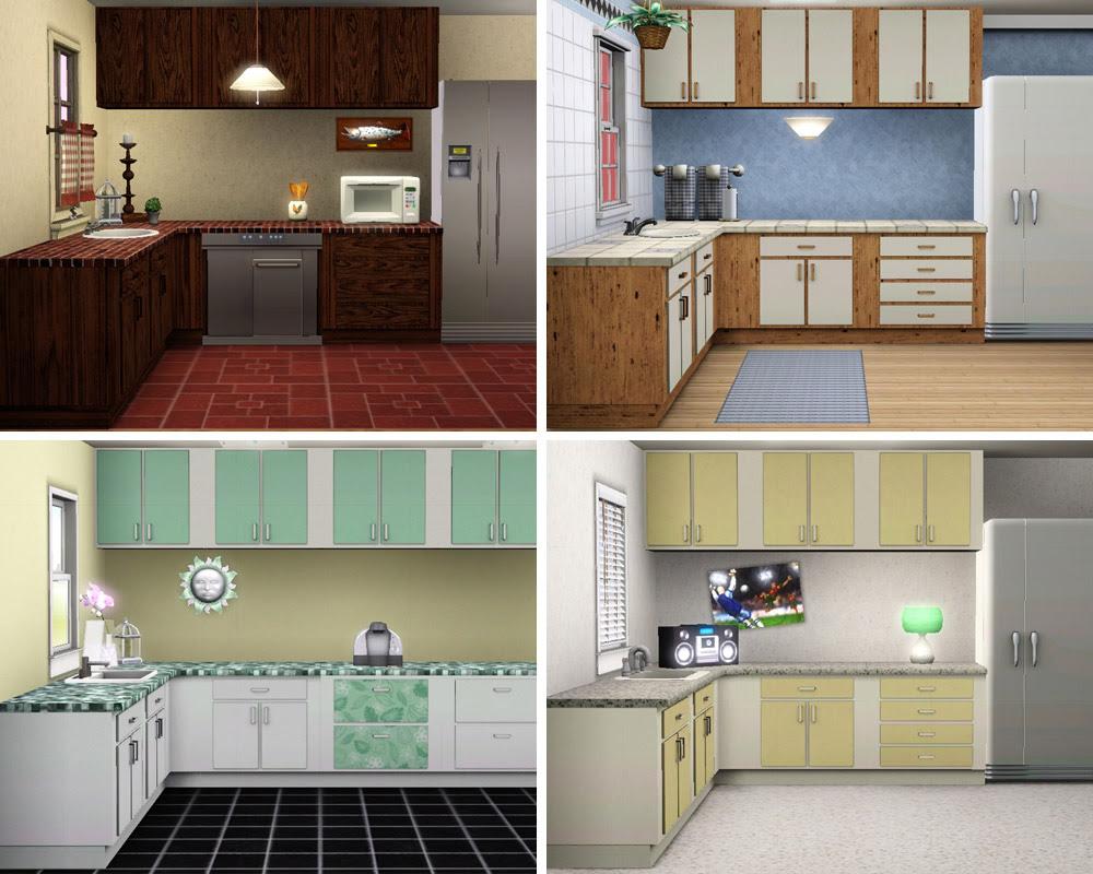 Big Sims 4 Kitchen Ideas Home Architec Ideas