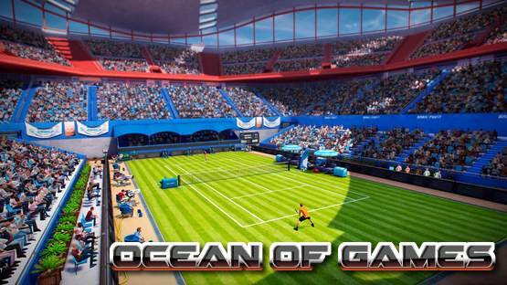 Tennis World Tour v1.13 Free Download gamingworldzone