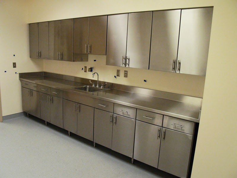 Commercial Residential Stainless Steel Cabinets New Carlisle Ohio