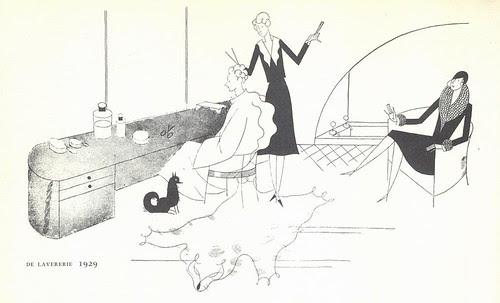 De Lavererie, 1929