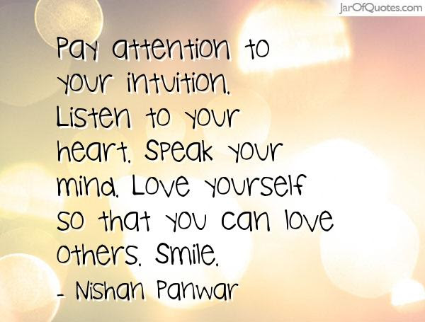 Quotes About Paying Attention To Others 44 Quotes