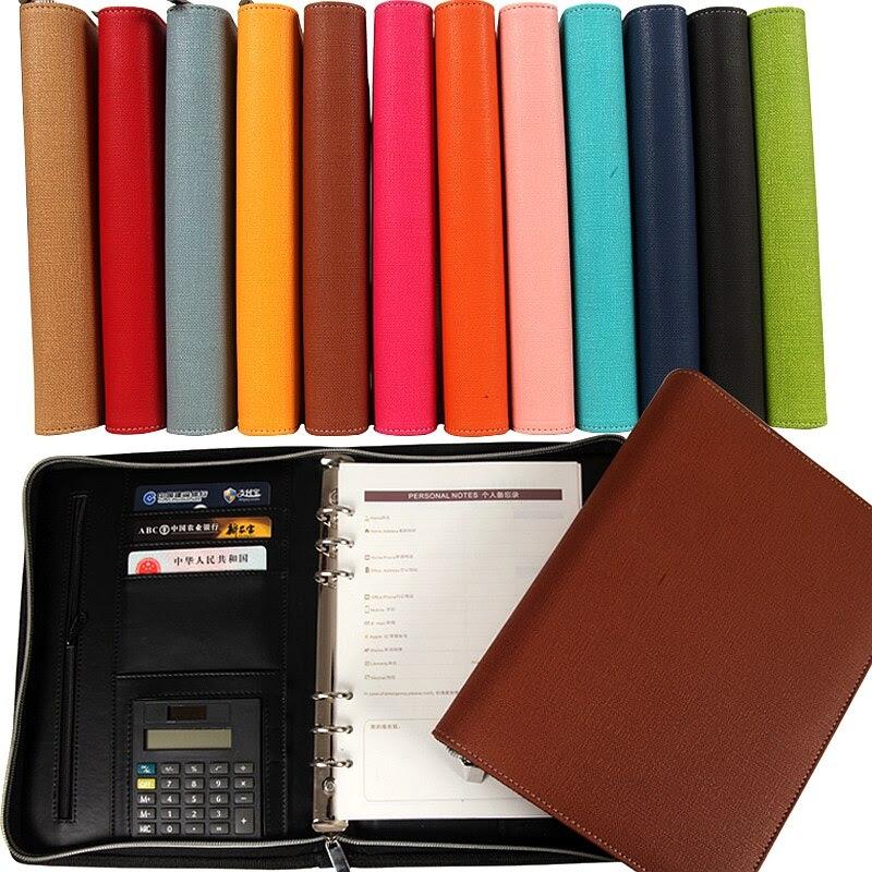 Popular Organizer Binder Zipper-Buy Cheap Organizer Binder Zipper ...