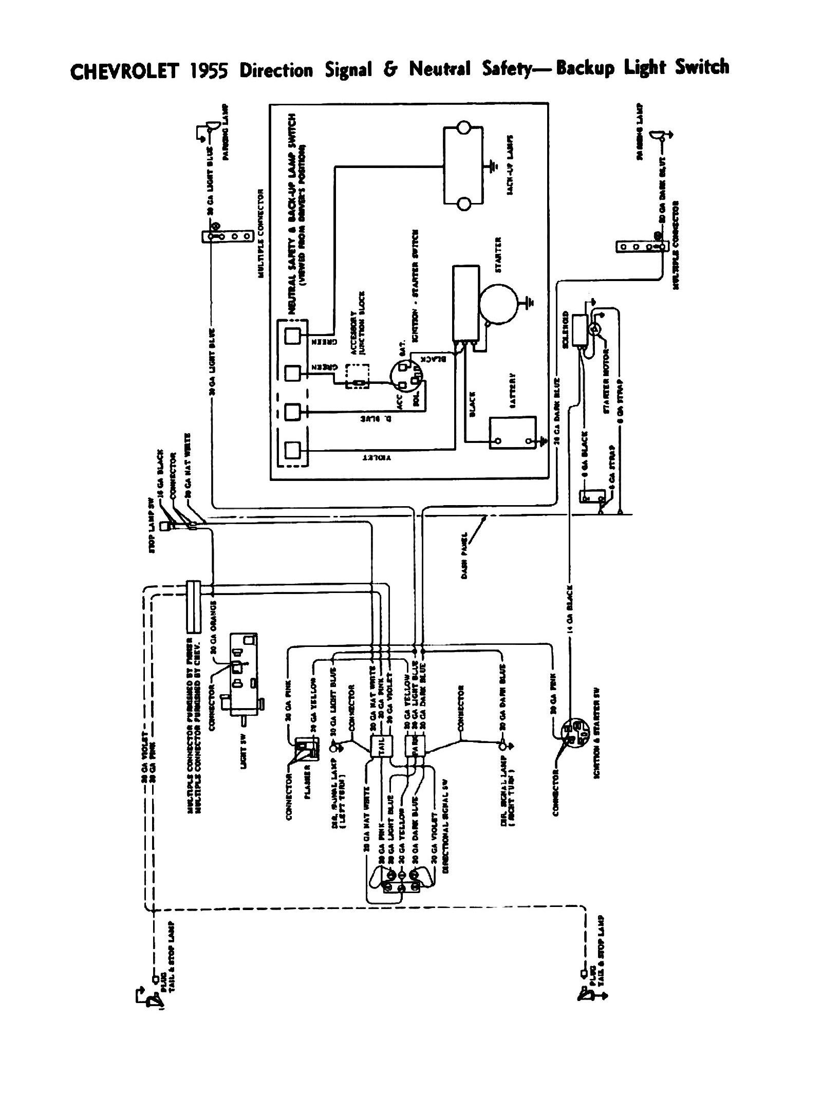 Wiring Diagram For K5 Blazer
