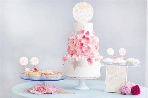 Navy and Pink Scottsdale Wedding Inspiration