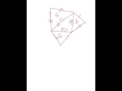 Prove that area of equilateral triangle formed on hypotenuse of a right angles triangle is equal to area of equilateral triangles formed on two other sides
