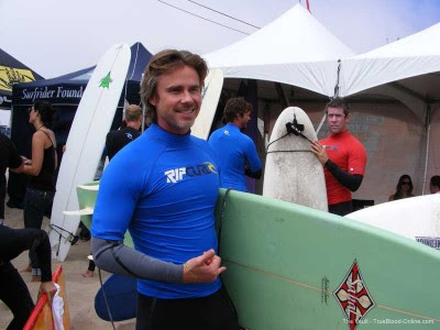 samsurf25 400x300 Meeting Sam Trammell and his surf for charity