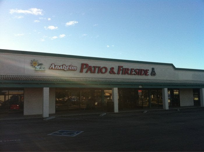 Anaheim Patio & Fireside - CLOSED - Furniture Stores ...