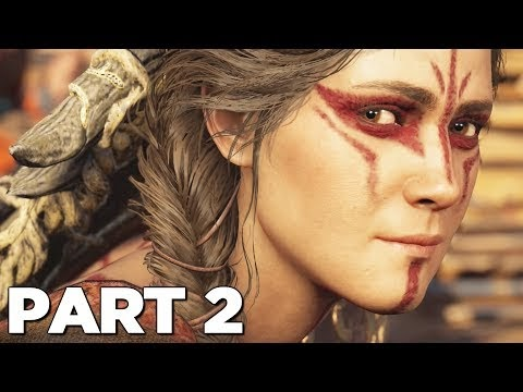 Gameplay ASSASSIN'S CREED ODYSSEY Walkthrough Part 2 (SHADOW HERITAGE)