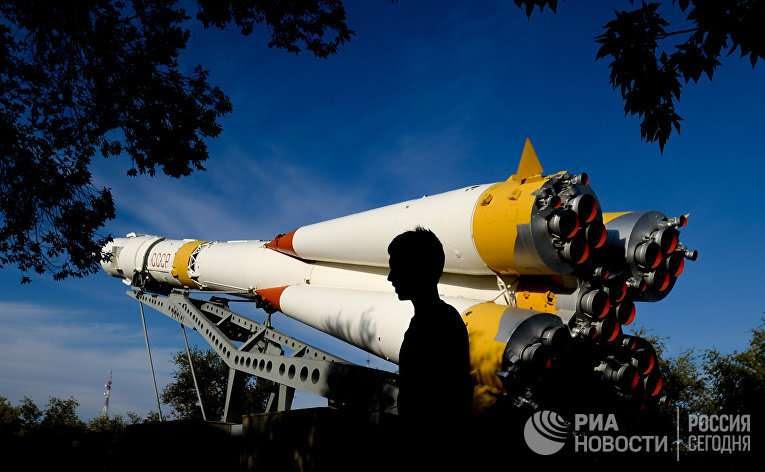Американцы шпионят за русской космической программой. Часть 1