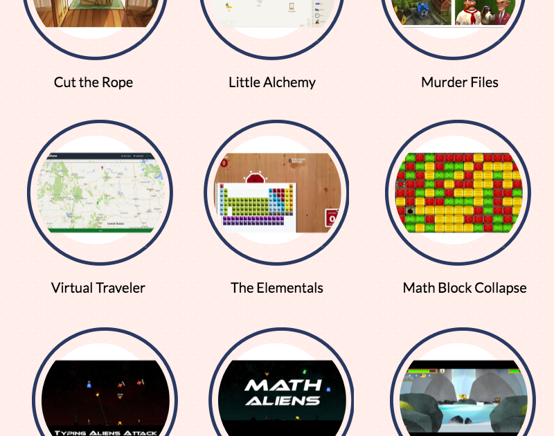 12 Good Learning Games to Use on Chromebooks | Educational