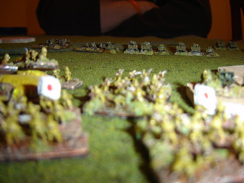 Japanese lurk in elephant grass [Battle of Pago River]