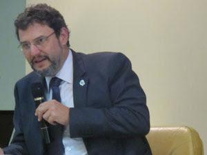 Marcos Jank, presidente da Unica (Foto: Darlan Alvarenga/G1)