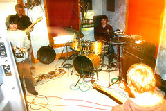 Peña at Shoreline Studios