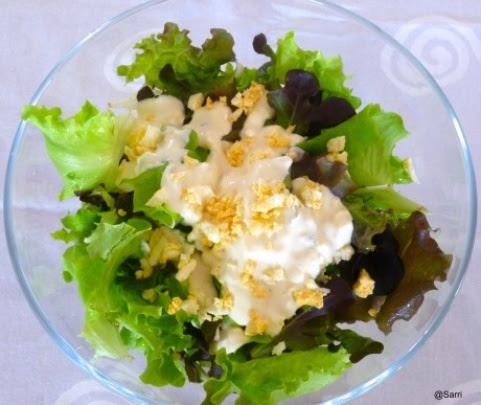 Lyökin mamman salaatinkastike 20..11.15