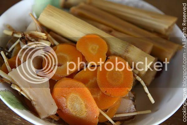 Sugar Cane Herbal Tea 2