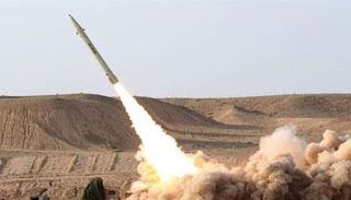 Saudi Arabia Intercepts Second Yemen Missile Fired In The Past Month