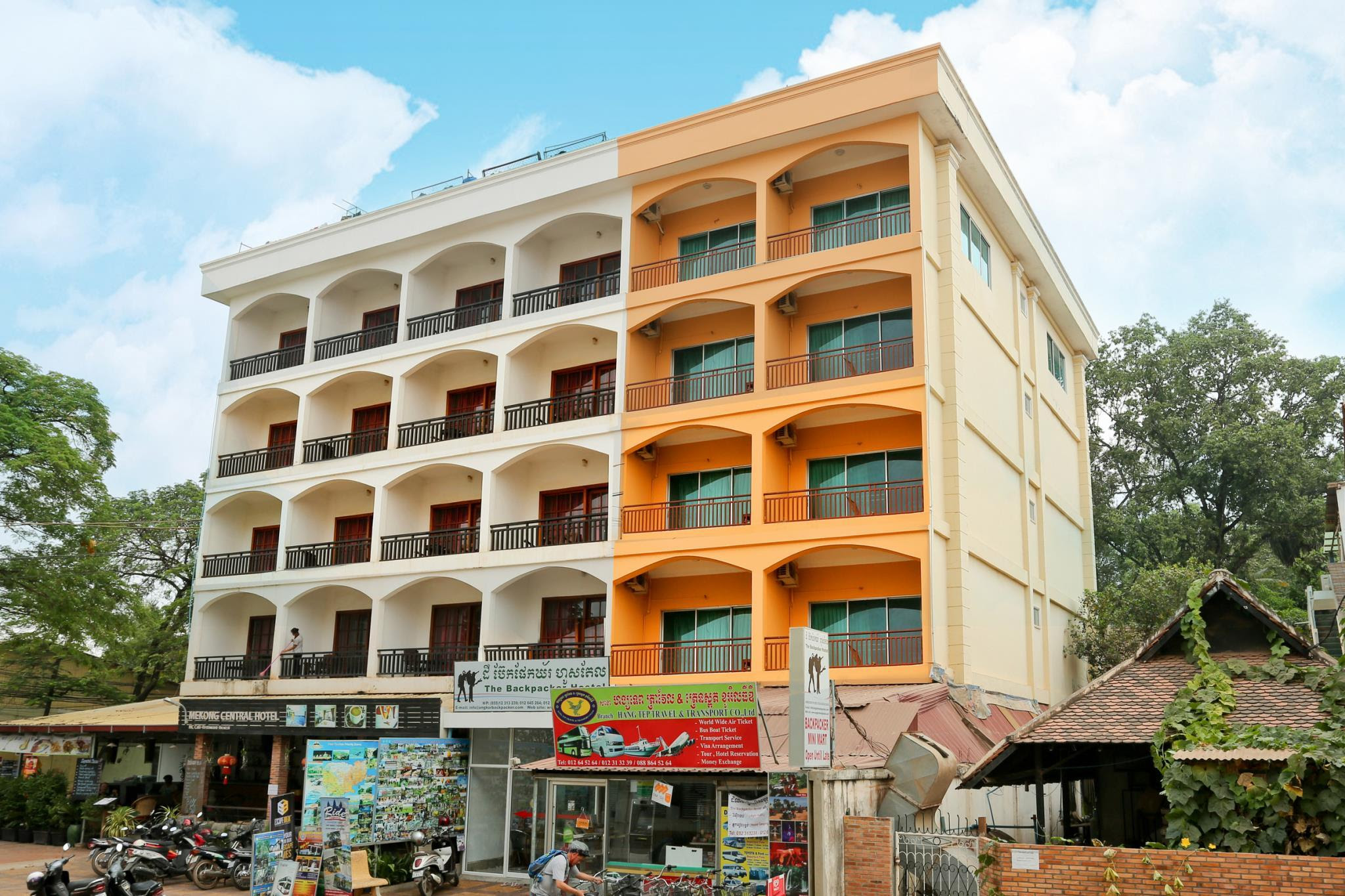 The Backpacker Hostel Reviews