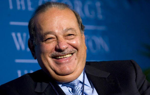 The 10 Most Generous Billionaires in The World, Carlos Slim