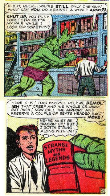 10 Things You Didn't Know About the Hulk