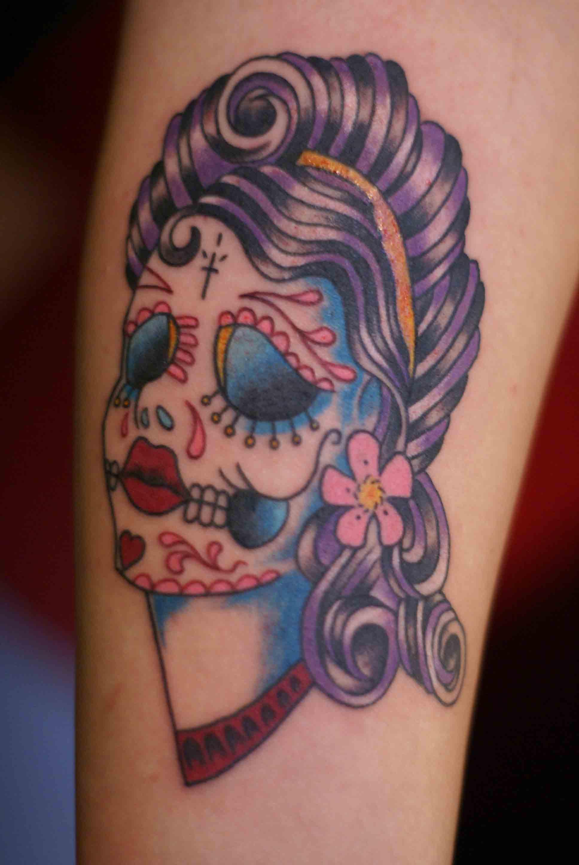 News Taggedsugar Skull Haight Ashbury Tattoo