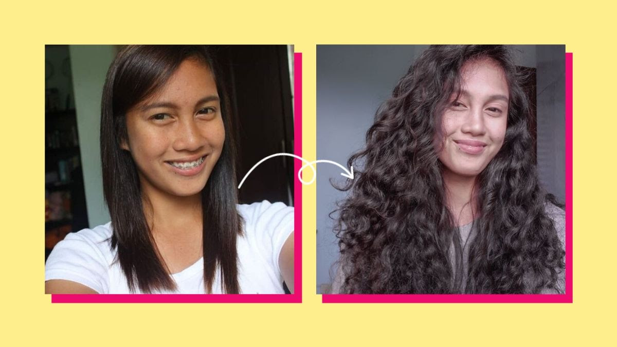 Pinay Stops Hair Rebonding To Embrace Her Natural Curls