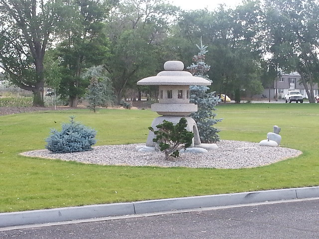 Japanese Peace Garden, Moses Lake WA