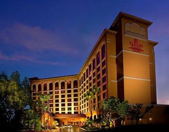 Crowne Plaza Anaheim - Garden Grove: Crowne Plaza Anaheim Resort