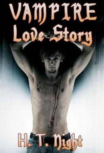 Vampire Love Story (#1) by H.T. Night