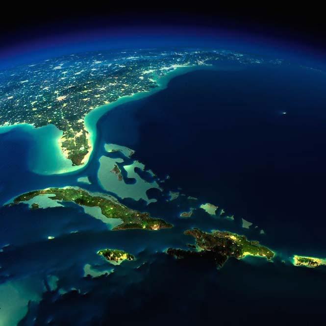 Εκπληκτικές νυχτερινές εικόνες της Γης (25)