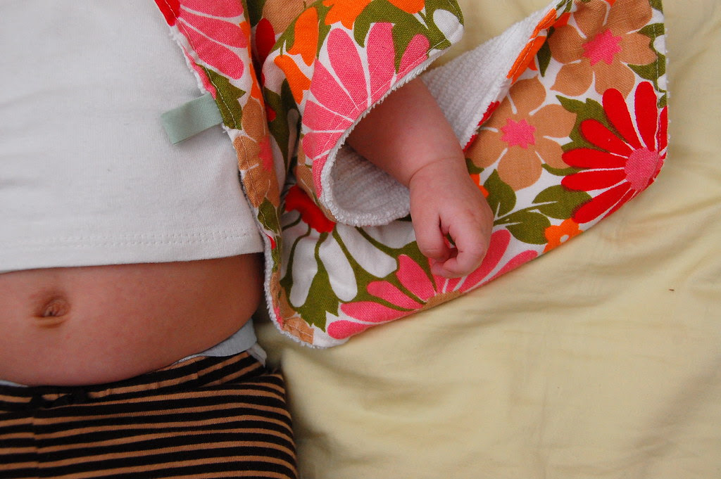 only baby bellies are cute