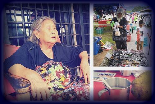 My Grandma by Kulop Ludin