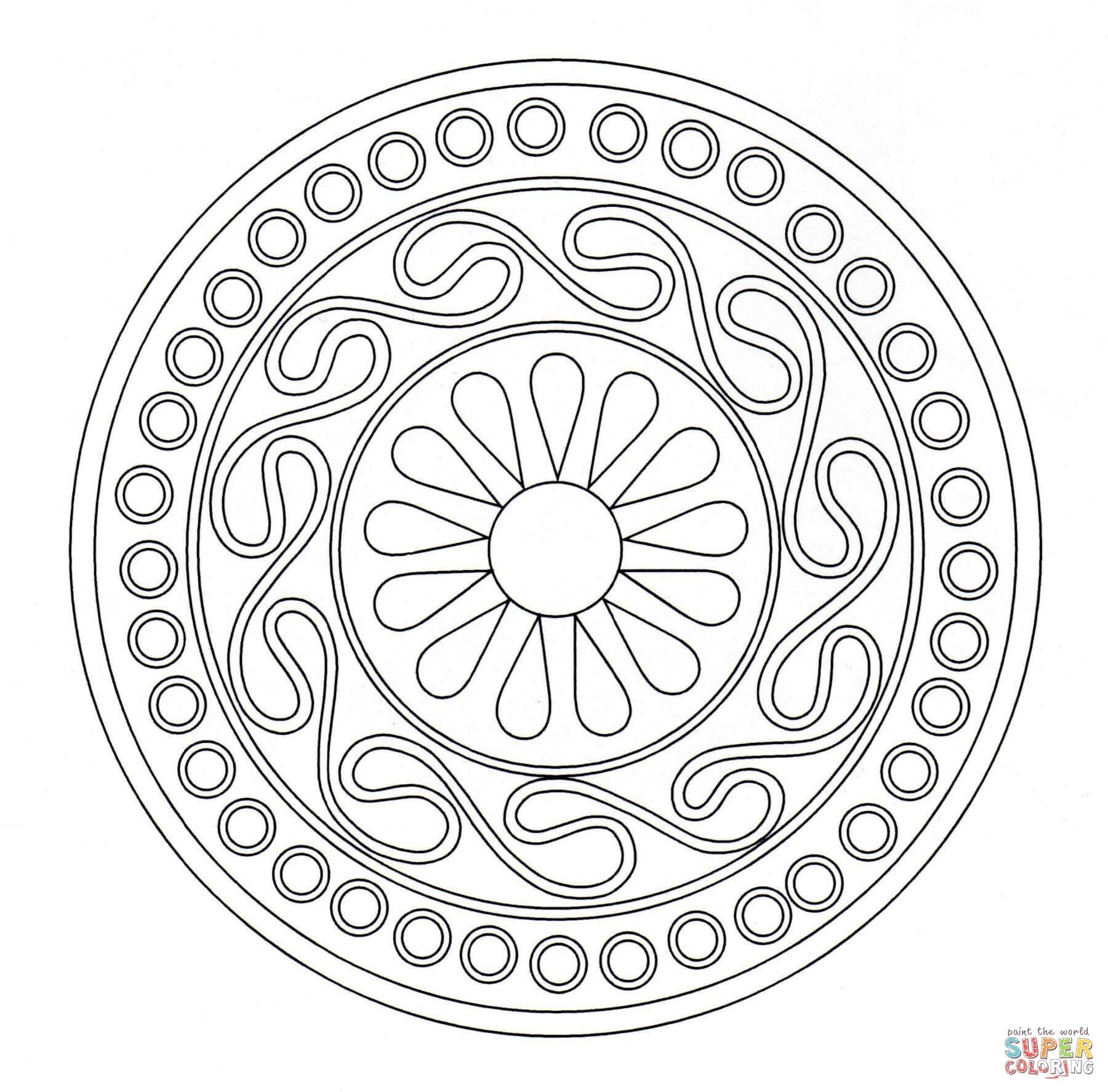 Keltisches Ornament