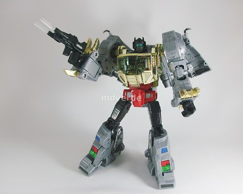 Transformers Grimlock Masterpiece - modo robot