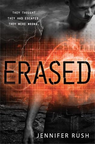 Erased (Altered, #2)